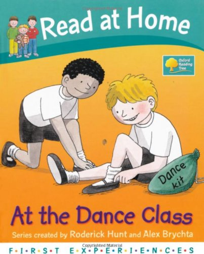 9780198468943: At the Dance Class (Read at Home: First Experiences)