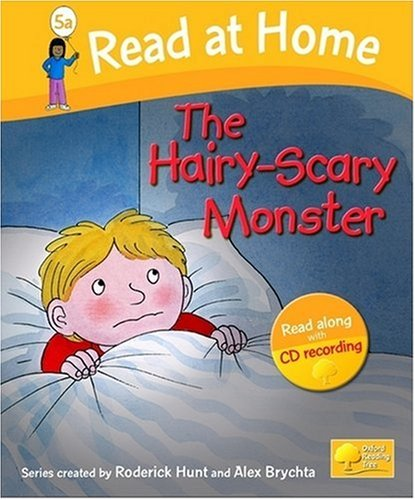 9780198468950: Read at Home: Level 5a: The Hairy-Scary Monster Book and CD