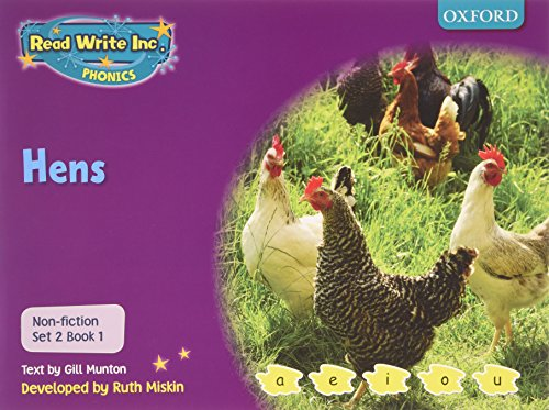 9780198469087: Read Write Inc. Phonics: Non-fiction Set 2 (Purple): Mixed Pack of 5 books (1 of each title)