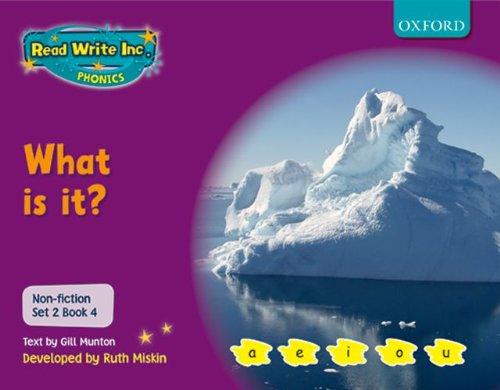 Read Write Inc. Phonics: Non-fiction Set 2: Miskin, Ruth, Munton,