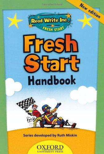 9780198469377: Read Write Inc. Fresh Start: Handbook