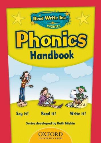 9780198469384: Read Write Inc. Phonics: Handbook