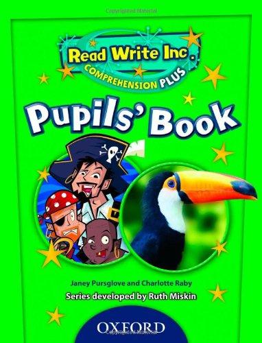 9780198469957: Read Write Inc. Comprehension Plus: Y6: Pupils' Book 6