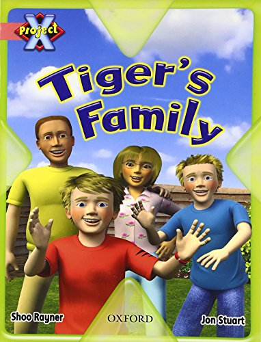 9780198470250: Project X: My Family: Tiger's Family