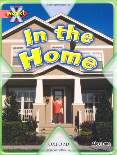 9780198470359: Project X: My Home: In the Home