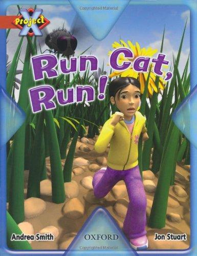 9780198470427: Project X: Big and Small: Run Cat, Run!