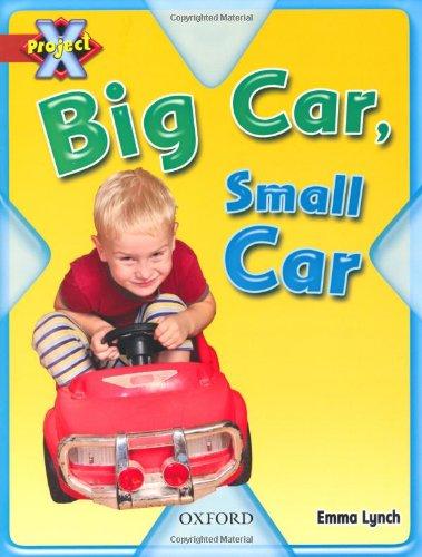 9780198470458: Project X: Big and Small: Big Car, Small Car