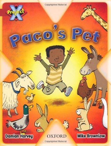 9780198470519: Project X: Pets: Paco's Pet