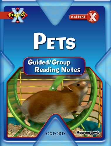9780198470540: Project X: Pets: Teaching Notes