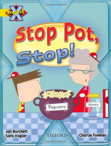 9780198470601: Project X: Food: Stop Pot, Stop!