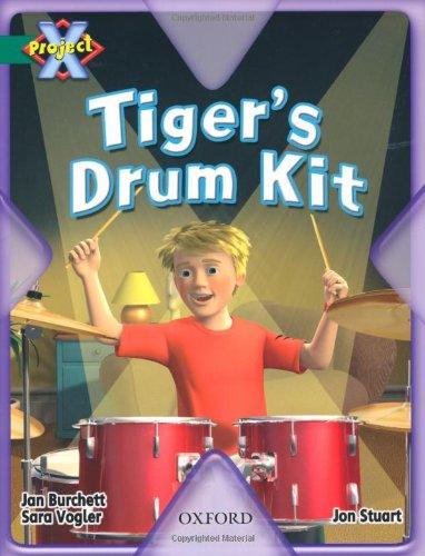 9780198470908: Project X: Noise: Tiger's Drum Kit