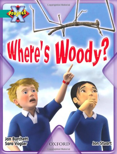 9780198471301: Project X: Hide and Seek: Where's Woody
