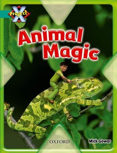 9780198471318: Project X: Hide and Seek: Animal Magic