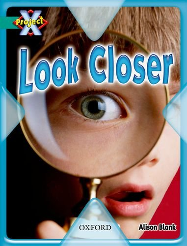 9780198471332: Project X: Hide and Seek: Look Closer