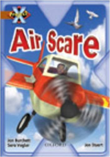 9780198472094: Project X: Heroes and Villains: Air Scare