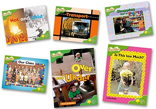 9780198472612: Oxford Reading Tree: Level 2: Fireflies: Pack (6 books, 1 of each title)