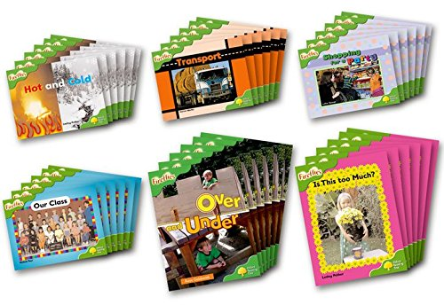 Oxford Reading Tree: Level 2: Fireflies: Class Pack (36 books, 6 of each title): Thelma Page