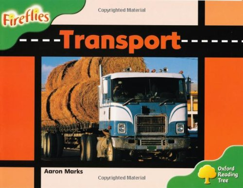 9780198472650: Oxford Reading Tree: Level 2: Fireflies: Transport