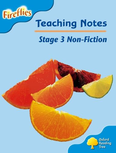 9780198472780: Oxford Reading Tree: Level 3: Fireflies: Teaching Notes