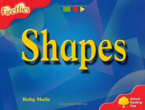 9780198472827: Oxford Reading Tree: Level 4: Fireflies: Shapes