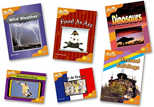 9780198472971: Oxford Reading Tree: Stage 6: Fireflies: Pack (6 Books, 1 of Each Title)