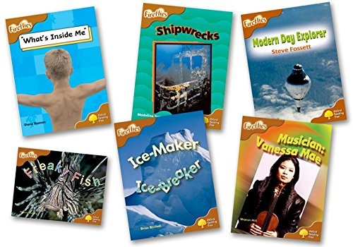 9780198473152: Oxford Reading Tree: Level 8: Fireflies: Pack (6 books, 1 of each title)