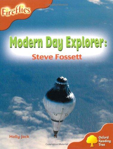 9780198473176: Oxford Reading Tree: Level 8: Fireflies: Modern Day Explorer: Steve Fossett