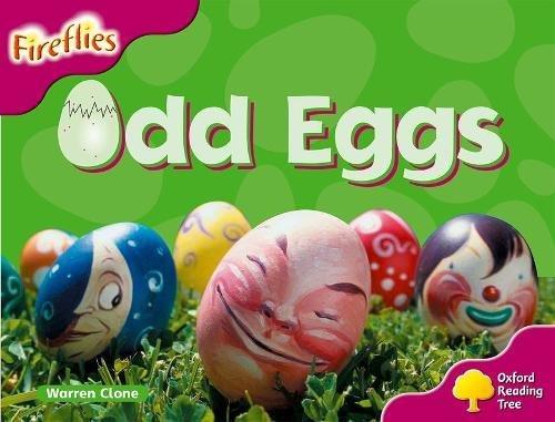 9780198473398: Oxford Reading Tree: Level 10: Fireflies: Odd Eggs