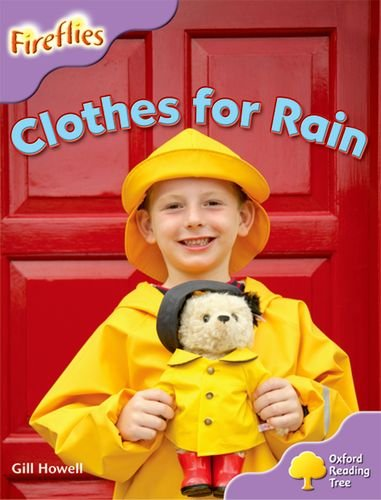 9780198473480: Oxford Reading Tree: Level 1+: More Fireflies A: Clothes for Rain
