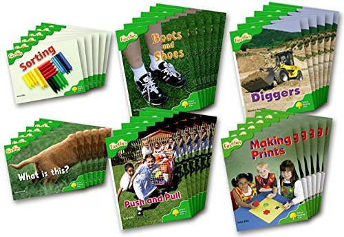 Oxford Reading Tree: Level 2: More Fireflies A: Class Pack (36 books, 6 of each title): Thelma Page