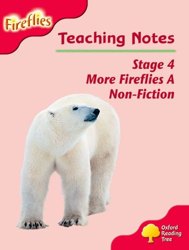 9780198473817: Oxford Reading Tree: Level 4: More Fireflies A: Teaching Notes