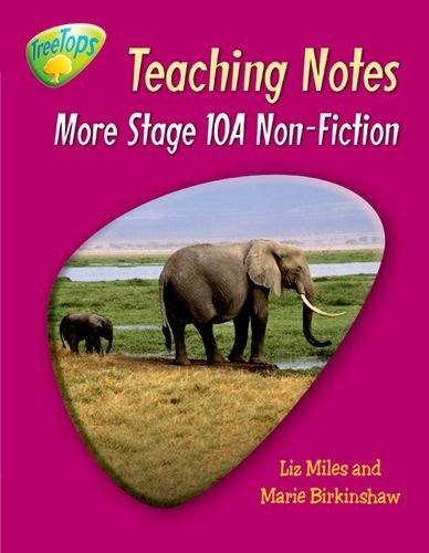 9780198475354: Oxford Reading Tree: Level 10 Pack A: TreeTops Non-Fiction: Teaching Notes