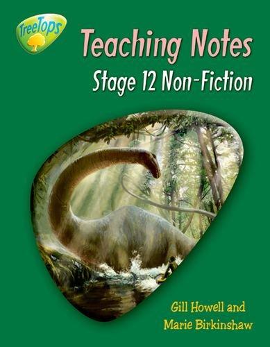 9780198475453: Oxford Reading Tree: Level 12: Treetops Non-Fiction: Teaching Notes