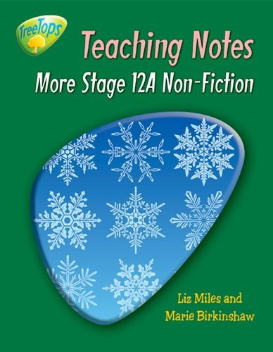 9780198475460: Oxford Reading Tree: Level 12 Pack A: Treetops Non-Fiction: Teaching Notes