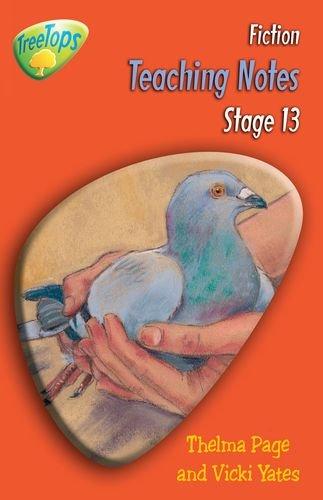 9780198475477: Oxford Reading Tree: Level 13: TreeTops Fiction: Teaching Notes