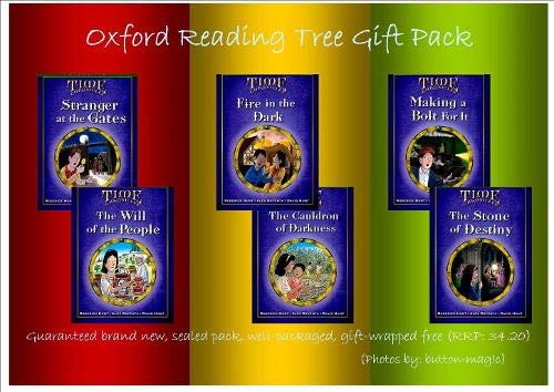 9780198475651: Oxford Reading Tree: Treetops Time Chronicles Stage 12+ Pack of 6