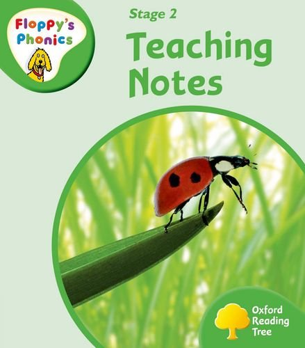 9780198476573: Oxford Reading Tree: Stage 2: Floppy's Phonics Non-Fiction: Teaching Notes