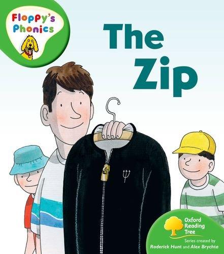 9780198476795: Oxford Reading Tree: Stage 2: More Floppy's Phonics: Zip