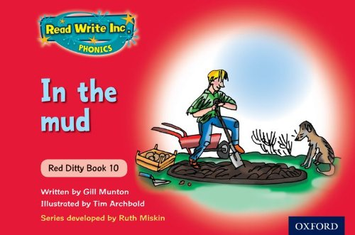 9780198479116: Read Write Inc. Phonics: Red Ditty Books School Pack of 100