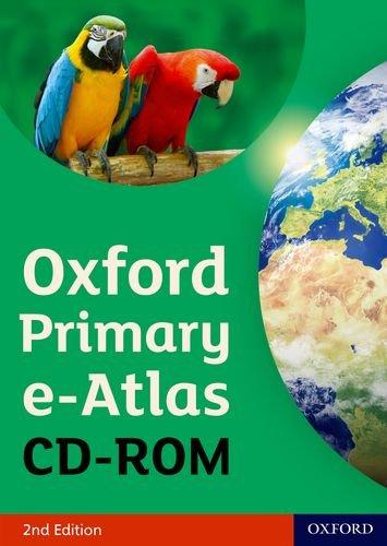Oxford Primary e-Atlas 2011