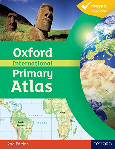 9780198480228: Oxford International Primary Atlas: 2nd Edition (Oxford Primary Atlas)