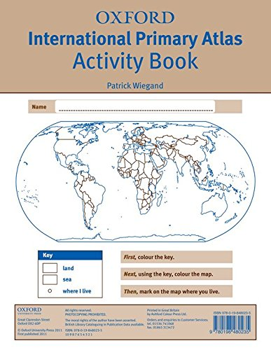 9780198480235: Oxford International Primary Atlas: Activity Book 2nd Edition (Oxford Primary Atlas)