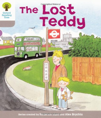 9780198480280: Oxford Reading Tree: Level 1: Wordless Stories A: Lost Teddy
