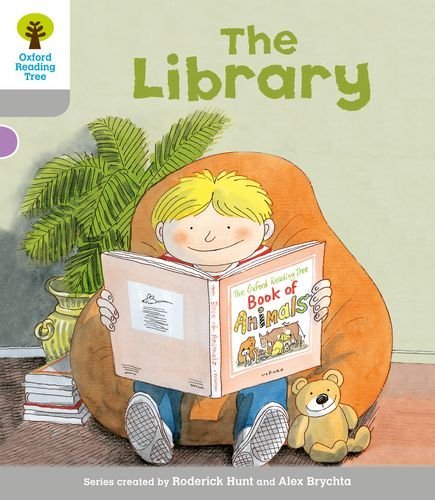 9780198480297: Library. Roderick Hunt, Thelma Page (Oxford Reading Tree)