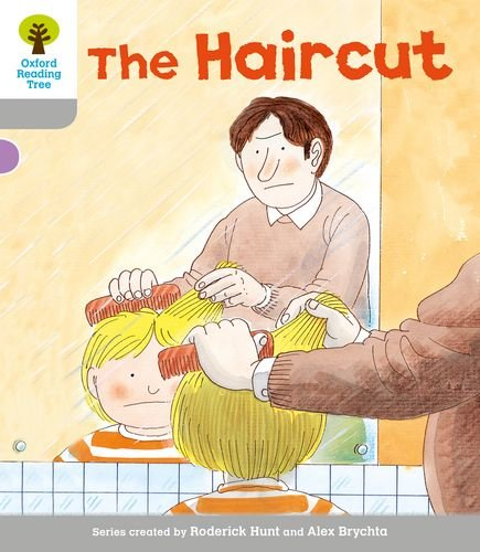 9780198480303: Oxford Reading Tree: Level 1: Wordless Stories A: Haircut (Ort Wordless Stories)