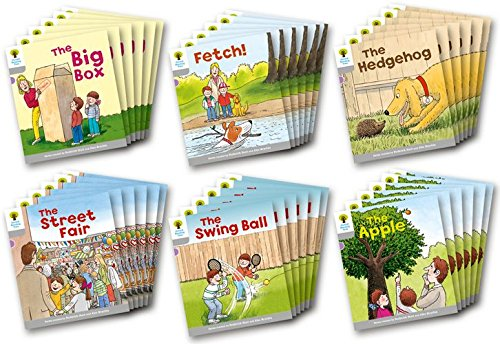 9780198480358: Oxford Reading Tree: Stage 1: Wordless Stories B: Class Pack of 36
