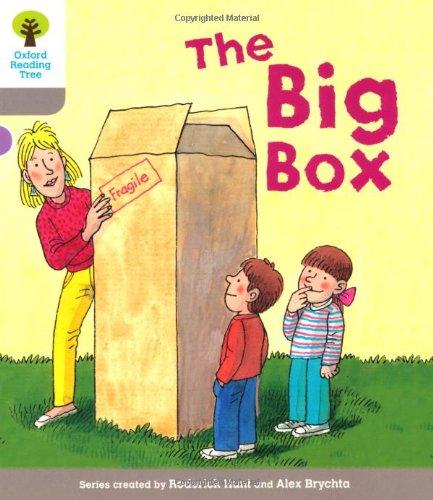 Big Box. Roderick Hunt, Thelma Page: Hunt, Roderick