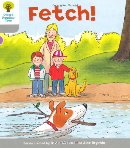 9780198480389: Oxford Reading Tree: Level 1: Wordless Stories B: Fetch