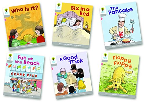 9780198480433: Oxford Reading Tree: Level 1: First Words: Pack of 6