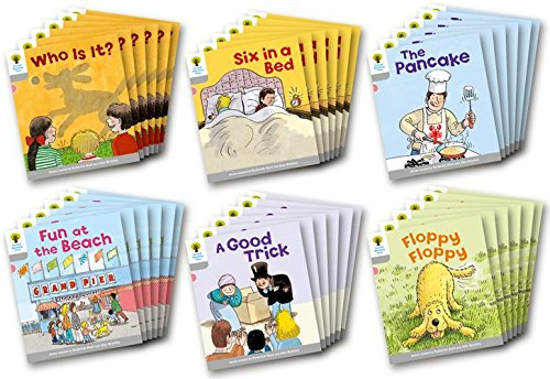 9780198480440: Oxford Reading Tree: Stage 1: First Words: Class Pack of 36